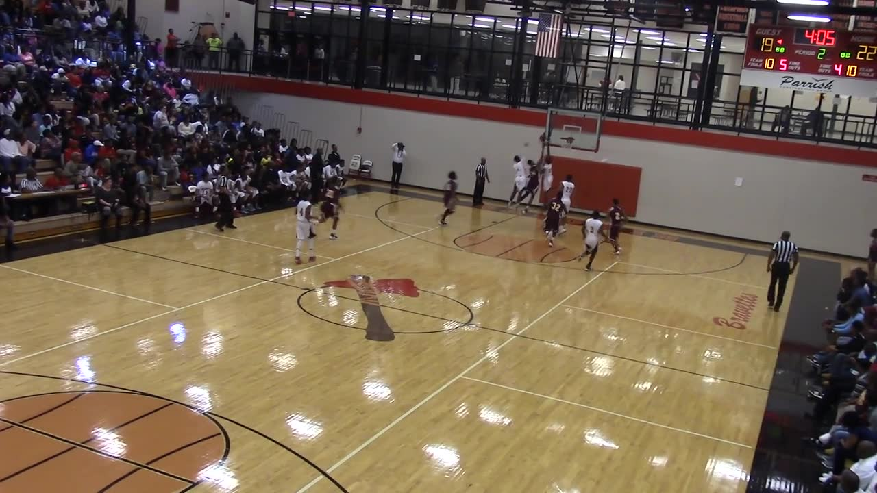 Baldwin High School vs. Hancock Central - Rodney Walker ...