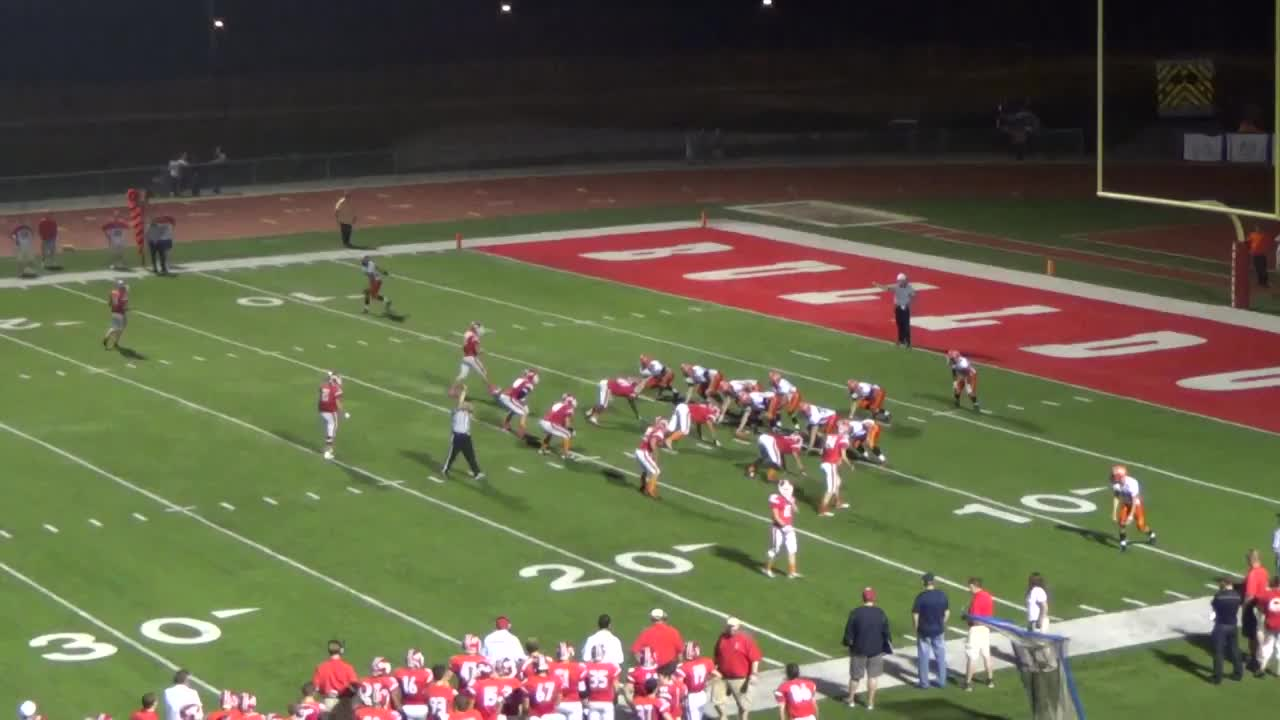 Crown point high school vs laporte artie equihua highlights for Laporte schools employment