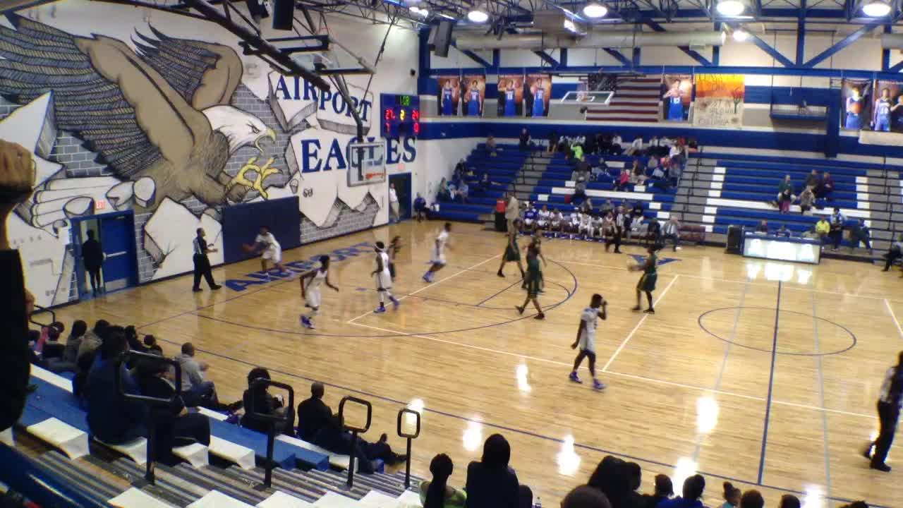 Airport High School vs. Aiken - Josh Williamson highlights