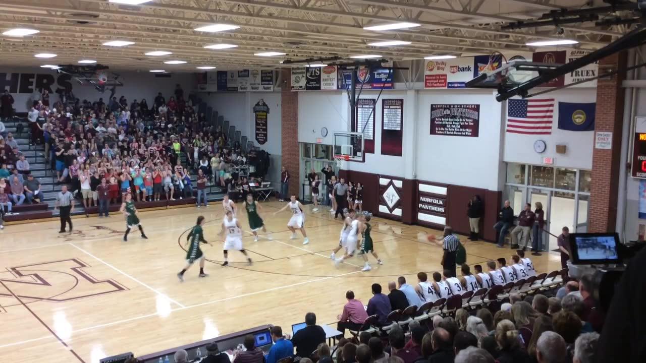 Lincoln Southwest High School Vs Norfolk Trevor Bogle