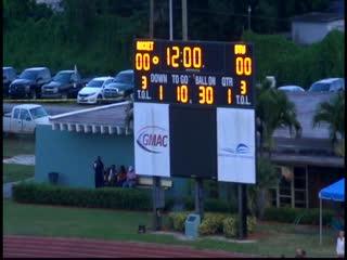 vs. Booker T. Washington High School - Boys Varsity Football