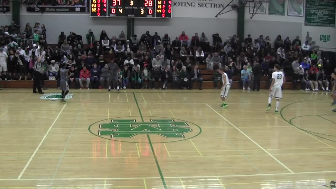 St. Mary's High School vs. Weston Ranch High - Evan Madill ...