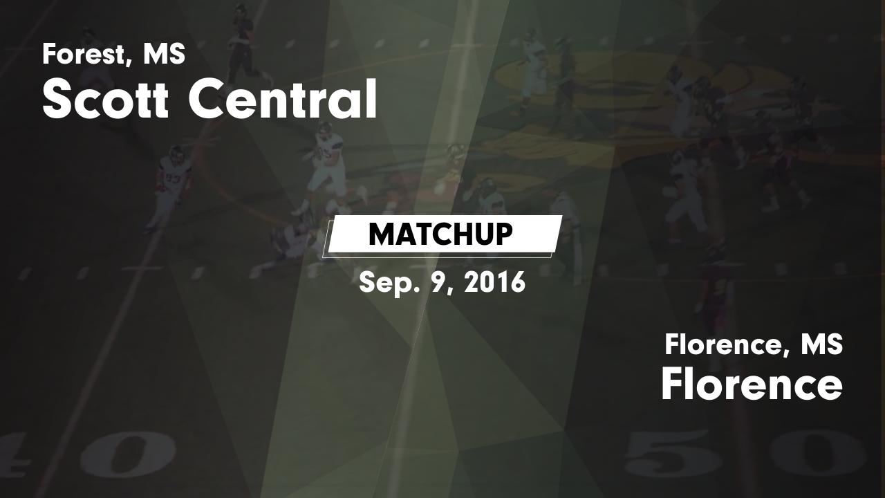 Mississippi scott county sebastopol - Matchup Scott Central Vs Florence 2016