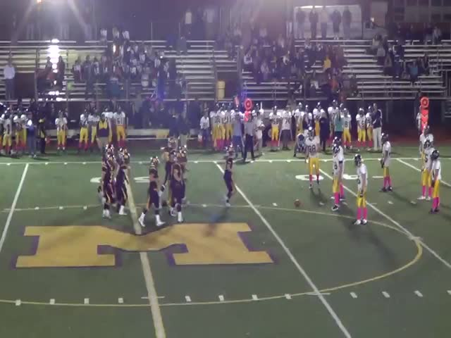 vs. Jefferson Township High School