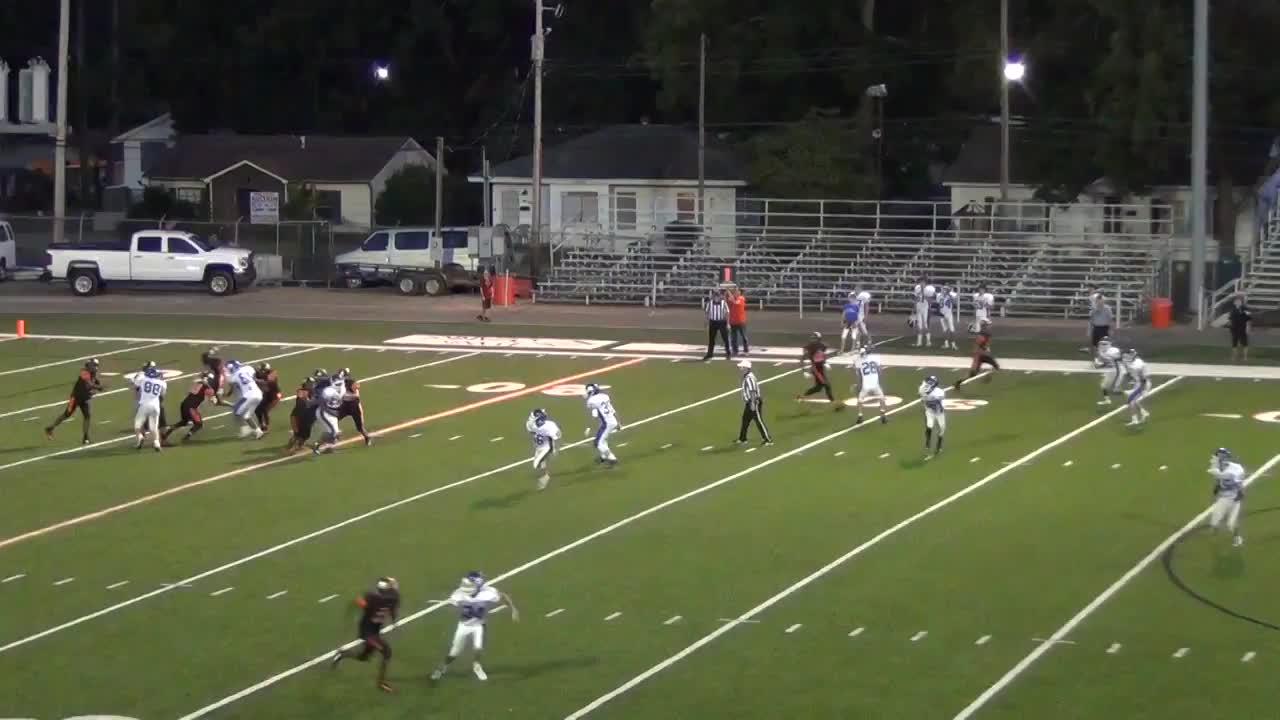 vs  Bryant High School - Demias Jimerson highlights - Hudl