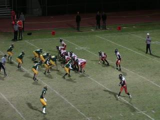 vs. Foothill High School