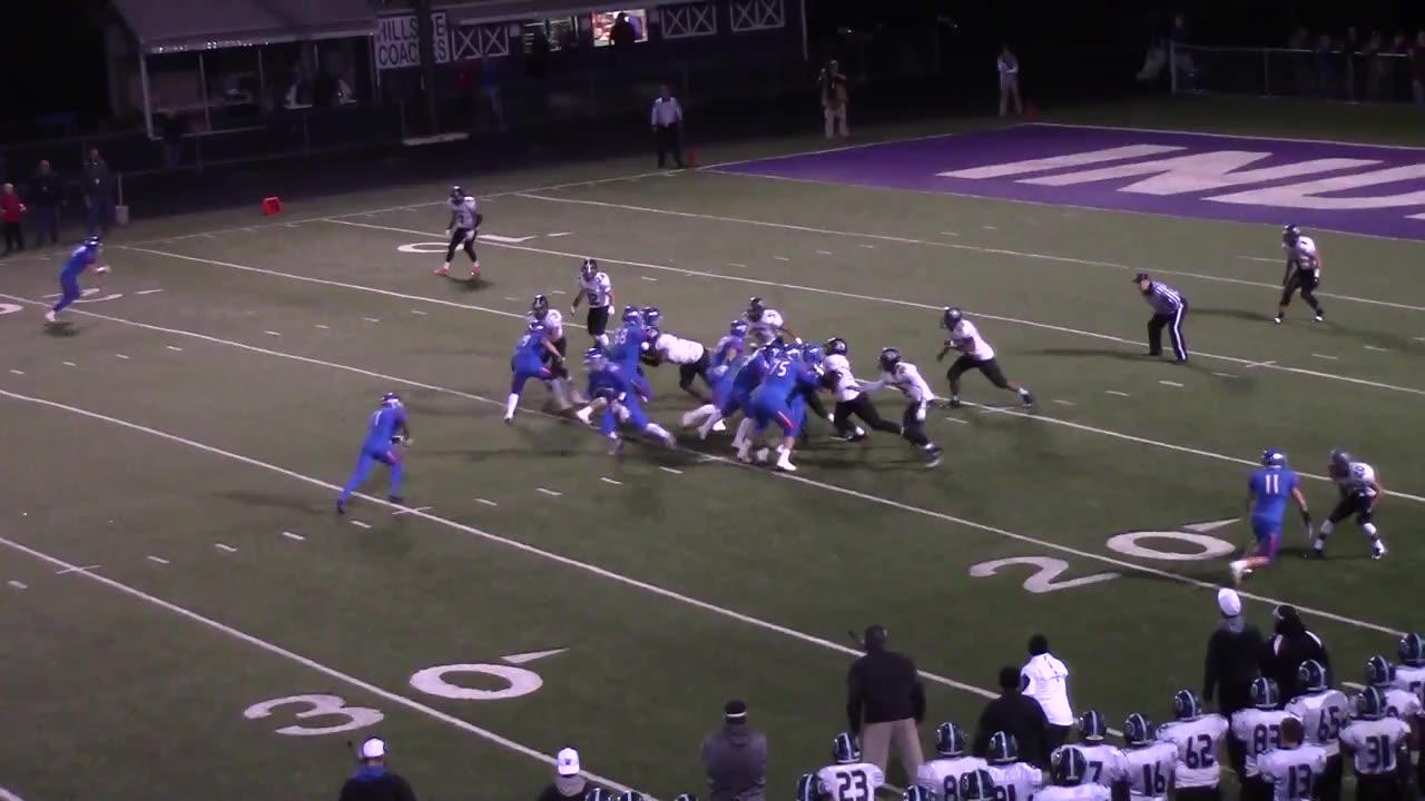 Senior Season Zack Odum Highlights