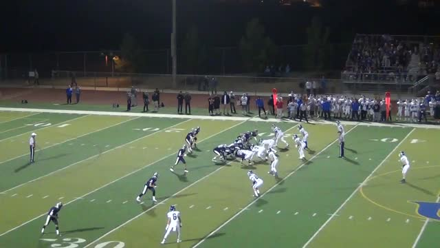 Varsity Football - Dana Hills High School - Dana Point