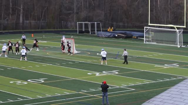 Boys' Varsity Lacrosse - Middletown High School - Middletown