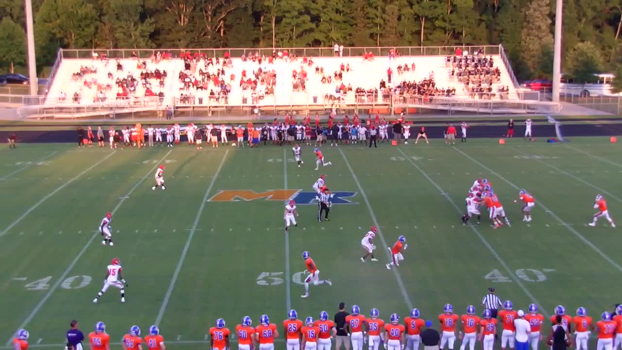 Marvin Ridge Football 2015 Marvin Ridge High Highlights Hudl
