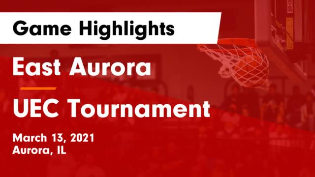 East Aurora Christmas Tournament 2021 Amarion Savage Hudl