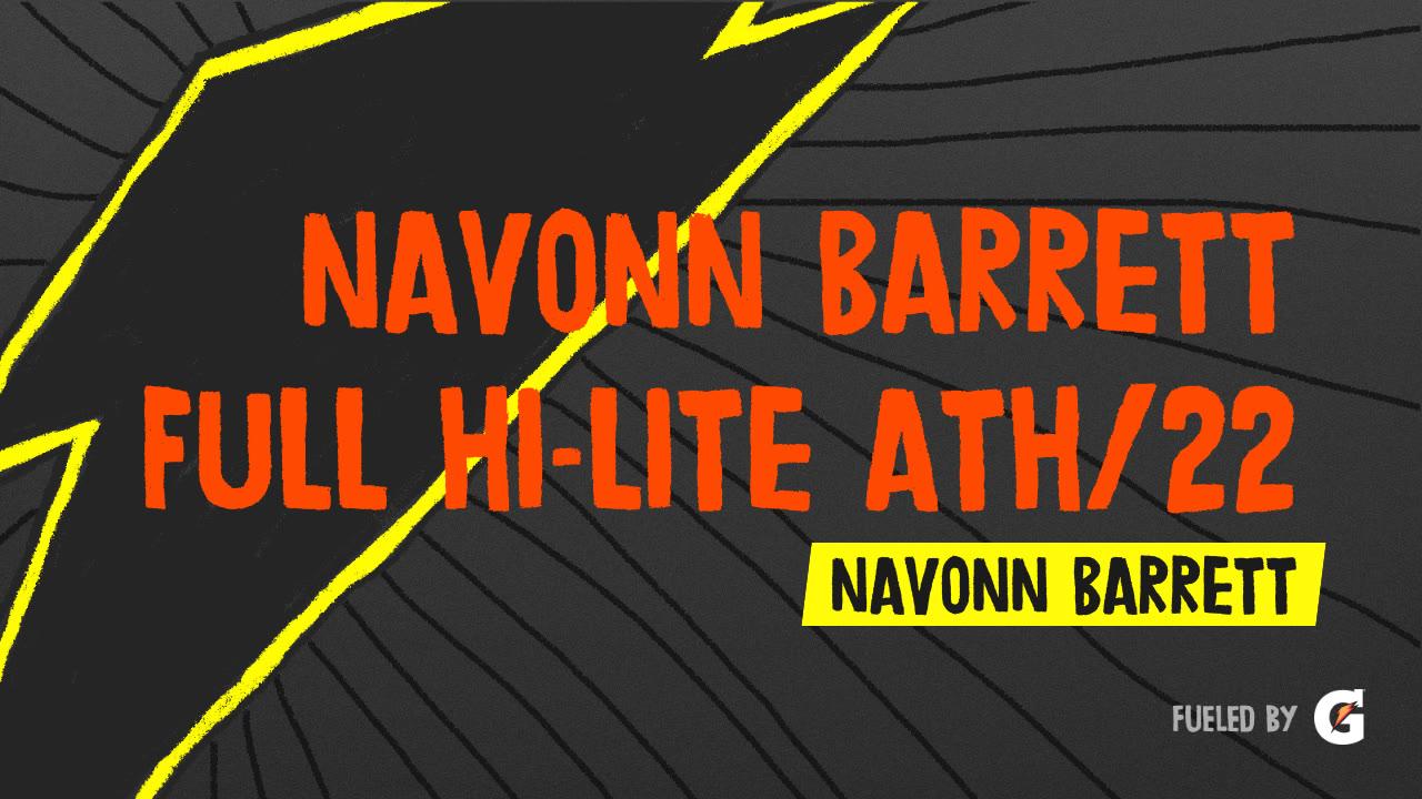 Navonn Barrett Full Hi-Lite ATH/22