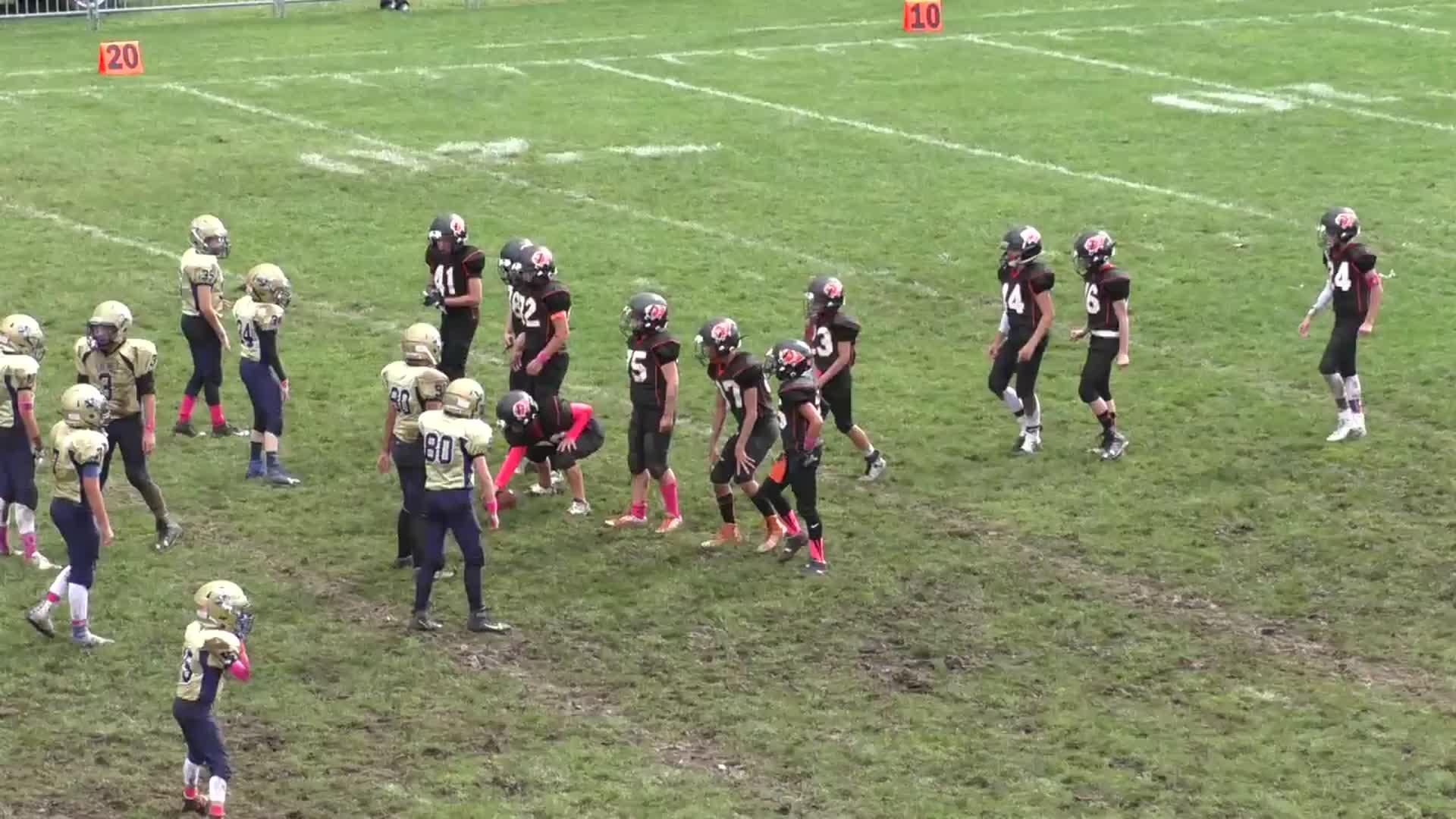 Freeport pensylvania midget football